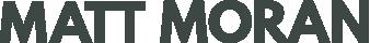 Matt Moran Retina Logo