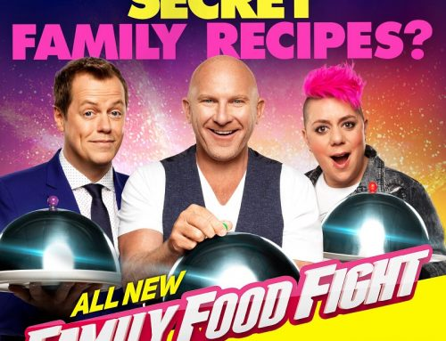 Family Food Fight Season 2 is back!